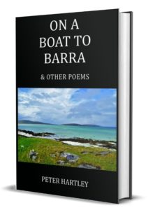 Peter Hartley On a Boat to Barra